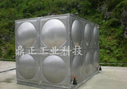 定制不銹鋼組合水箱