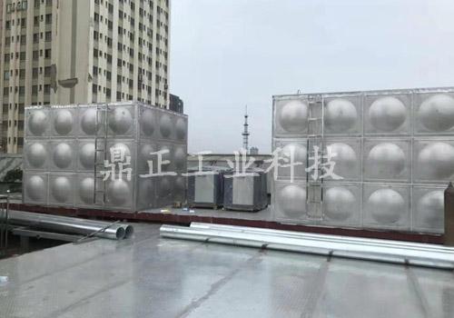 BDF不锈钢水箱安装