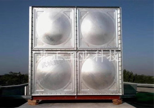 不銹鋼裝配式水箱