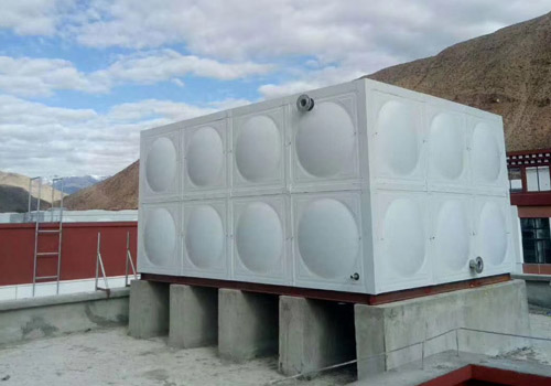 不銹鋼焊接保溫水箱