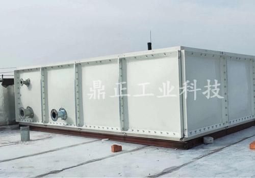 廠家直銷smc玻璃鋼水箱