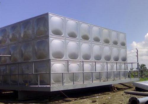 不锈钢矩形消防水箱