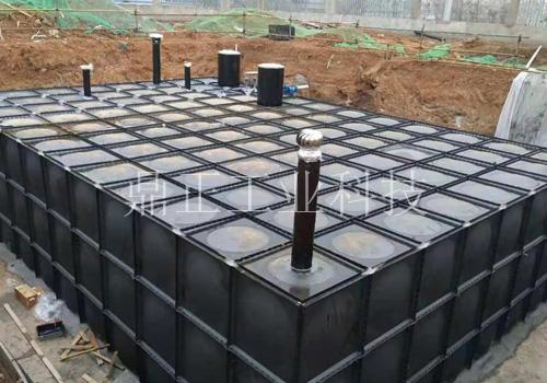 地埋式消防增壓箱泵一體化泵站