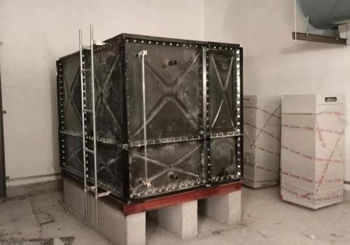 徐州组合式搪瓷钢板水箱
