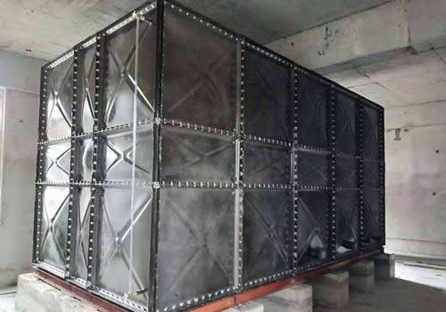 徐州搪瓷钢板保温水箱
