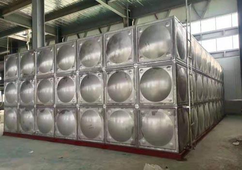 厂家直销不锈钢焊接水箱