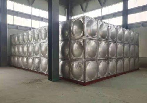 不锈钢冲压焊接水箱
