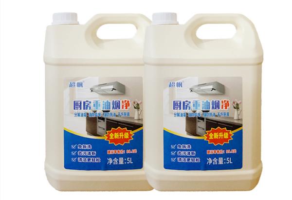 油污清洁剂