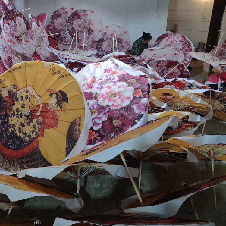福州油紙傘