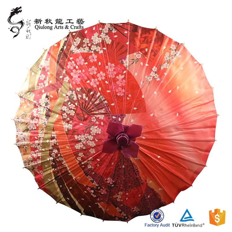 福州工藝傘 撐開一張中國畫,與詩意山水相逢。
