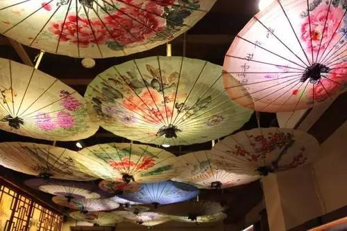 福州油纸伞满穿加纱是什么意思啊?