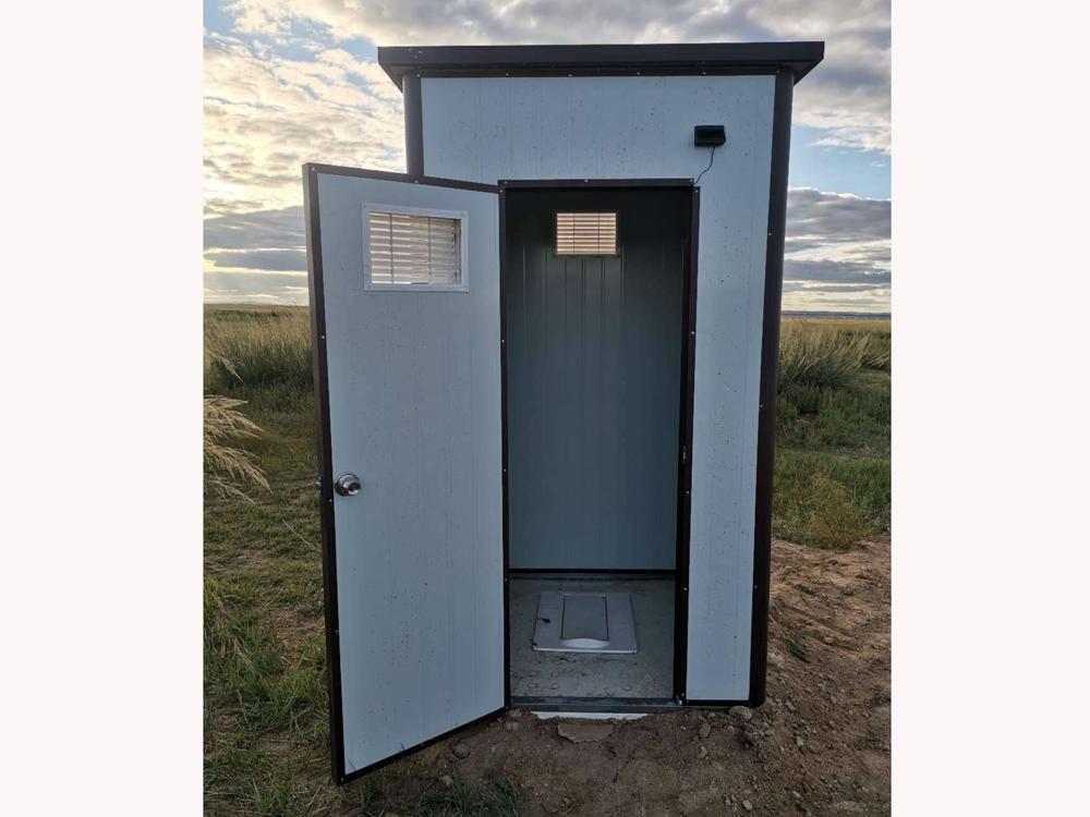简易旱厕改造