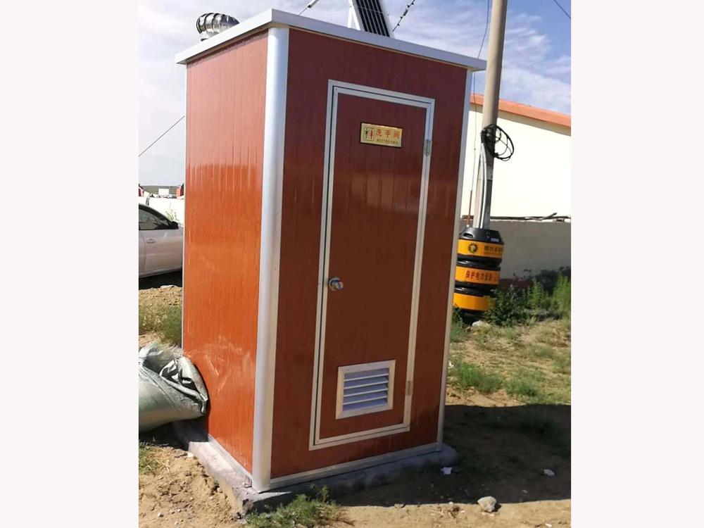 老房旱厕改造