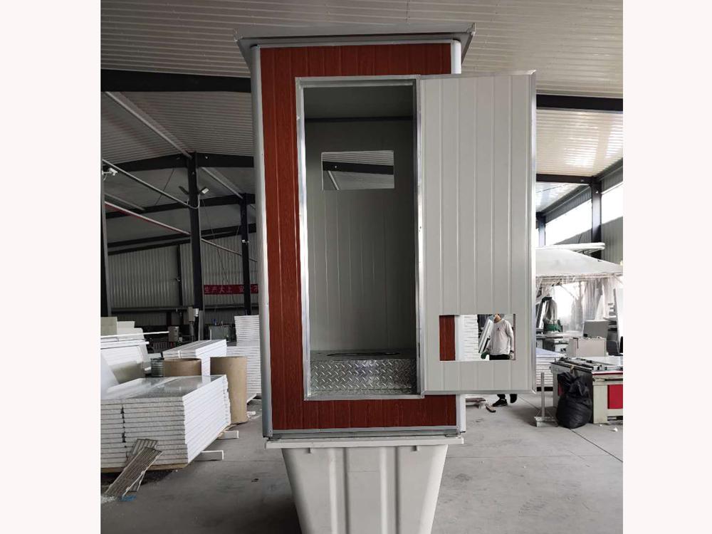 新型旱厕改造