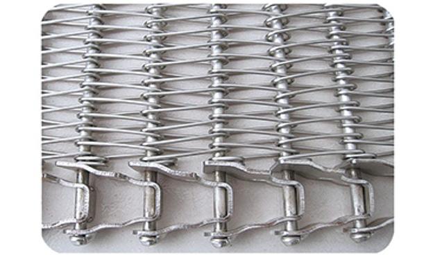 不锈钢螺旋网带