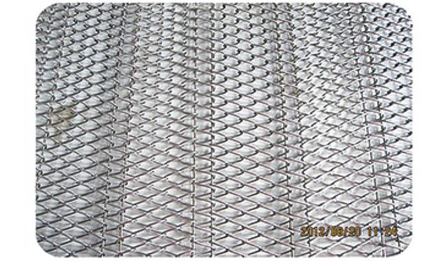 定制菱形网带