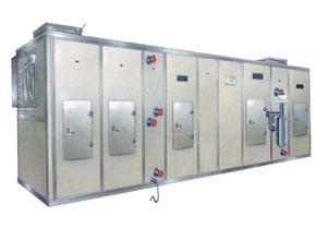 卧式组合式空调机组