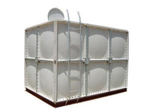 玻璃钢SMC模压水箱