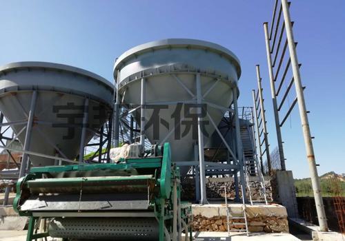 宁波洗沙泥浆脱水设备安装