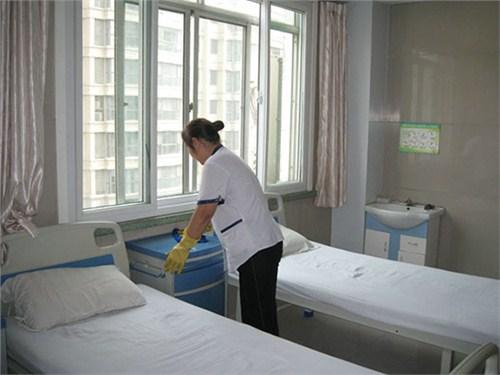 医院保洁托管