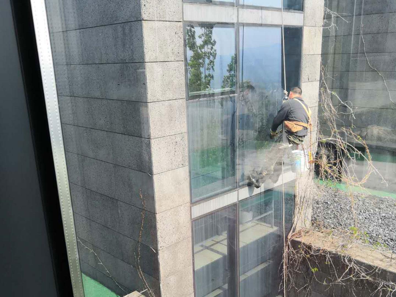 建筑物外墙清洗