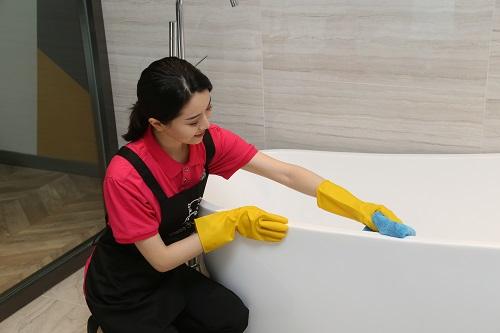厨房、卫生间深度清洁