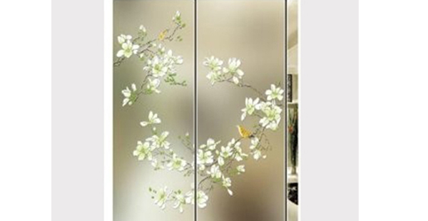 建筑大楼里经常看到艺术玻璃,效果让人惊艳