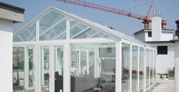 南阳铝合金玻璃雨棚价格