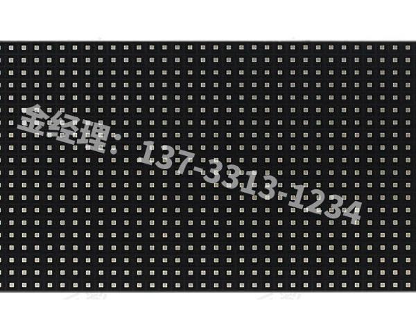 户外S8全彩LED显示屏(1/5扫描)
