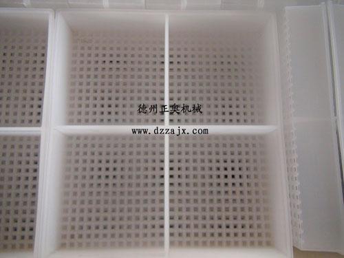 耐高温食品级PVC模盒