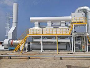 催化燃烧设备装置