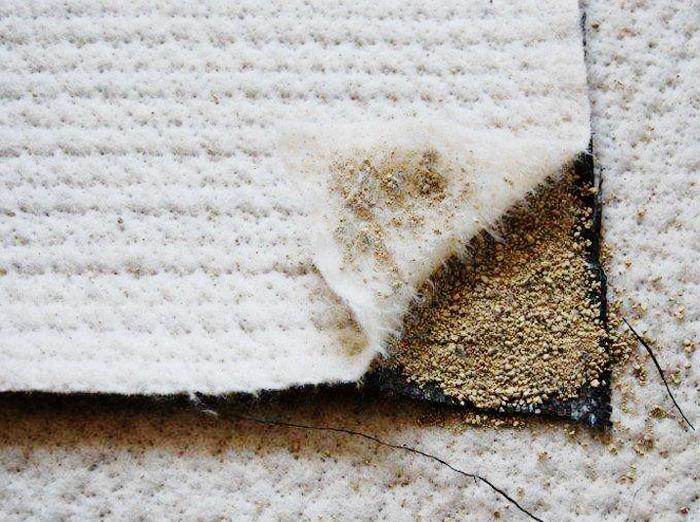 纳基膨润土防水毯