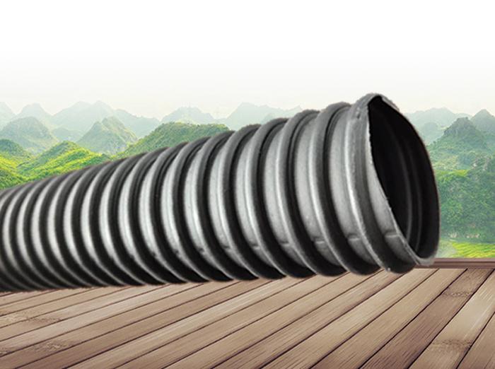 塑料波纹管材