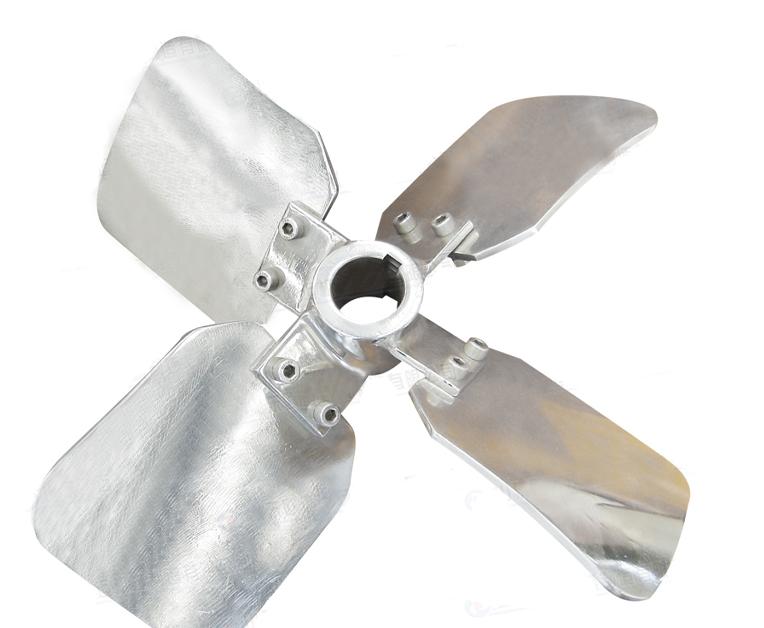 三四宽叶旋桨式搅拌器