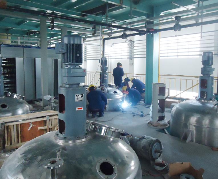 开磷化工搅拌器