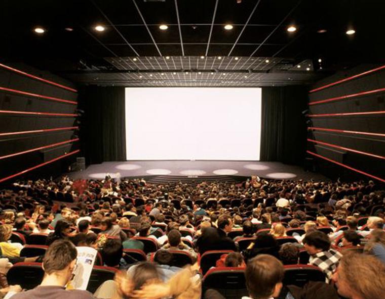 电影院施工案例