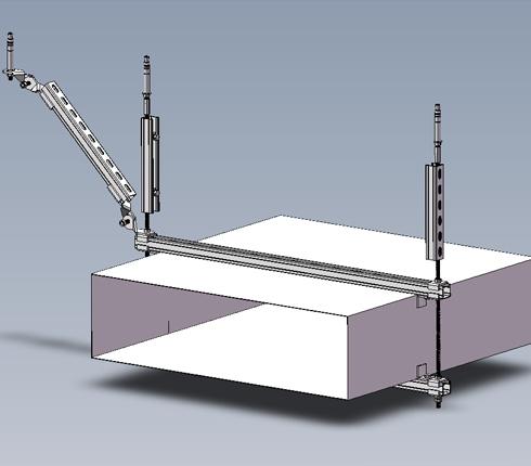 衡水抗震支架如何解决震动的影响?
