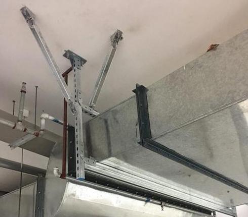 地下管廊抗震支架