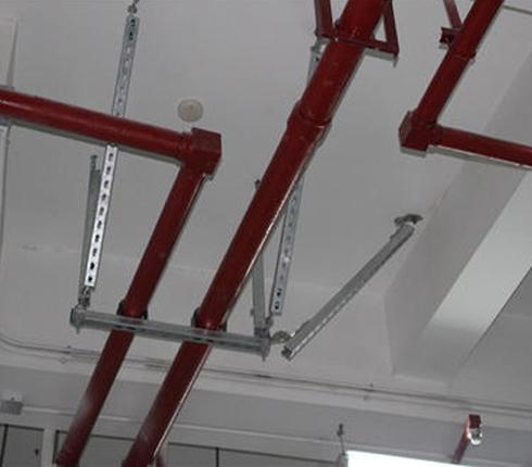消防管道抗震支架