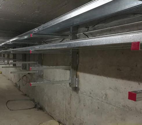 室外管廊支架