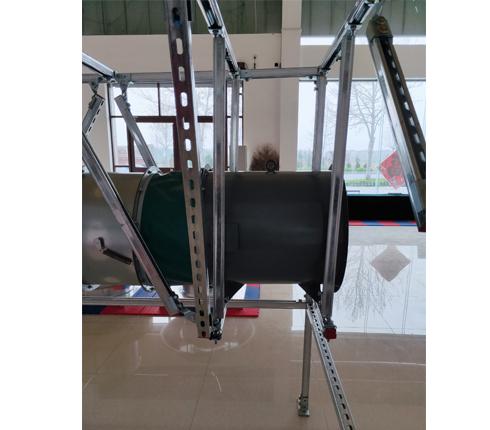 风机抗震支架节能