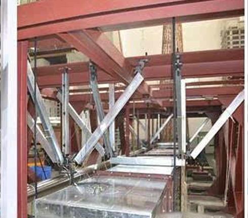 成品支吊架系统