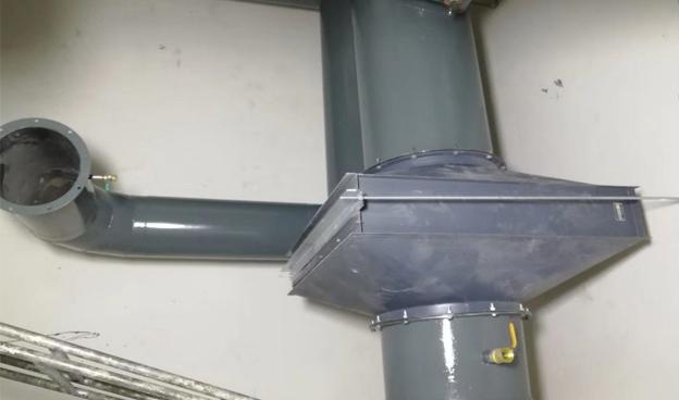 管式油网虑尘器