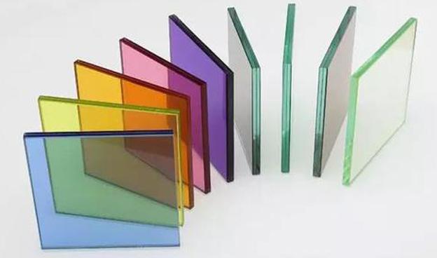 泰安彩色夹胶玻璃