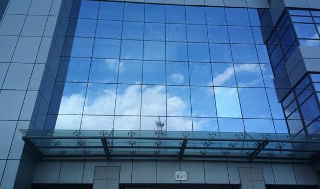 济南夹胶玻璃幕墙