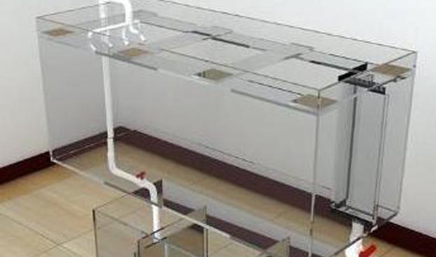 济南玻璃鱼缸