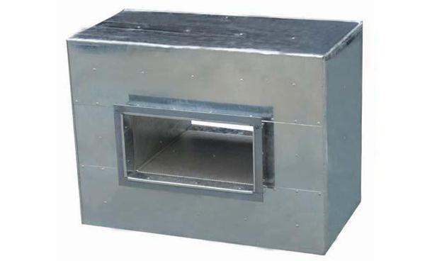 消声器静压箱