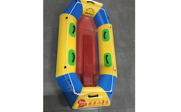 玻璃水滑船的特点是什么?以及整体结构