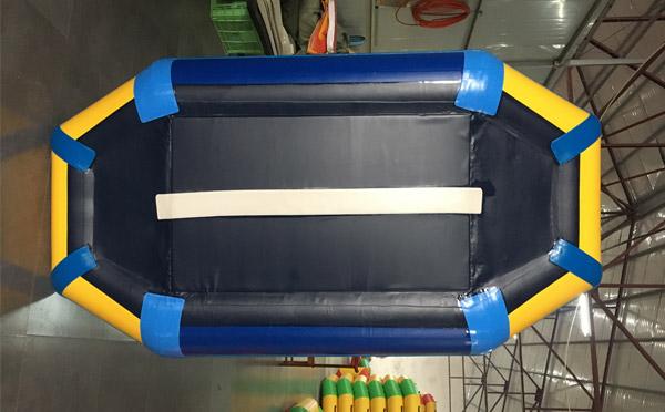 河南充气漂流船