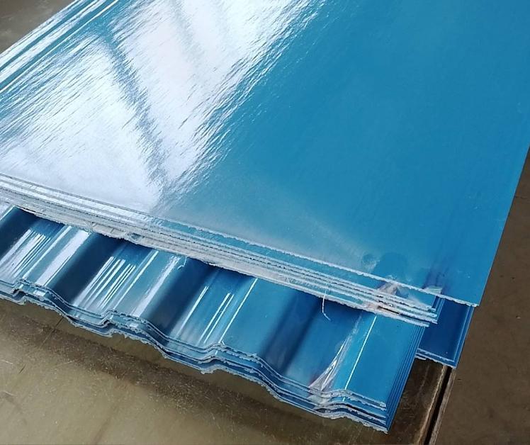 玻璃纤维采光板
